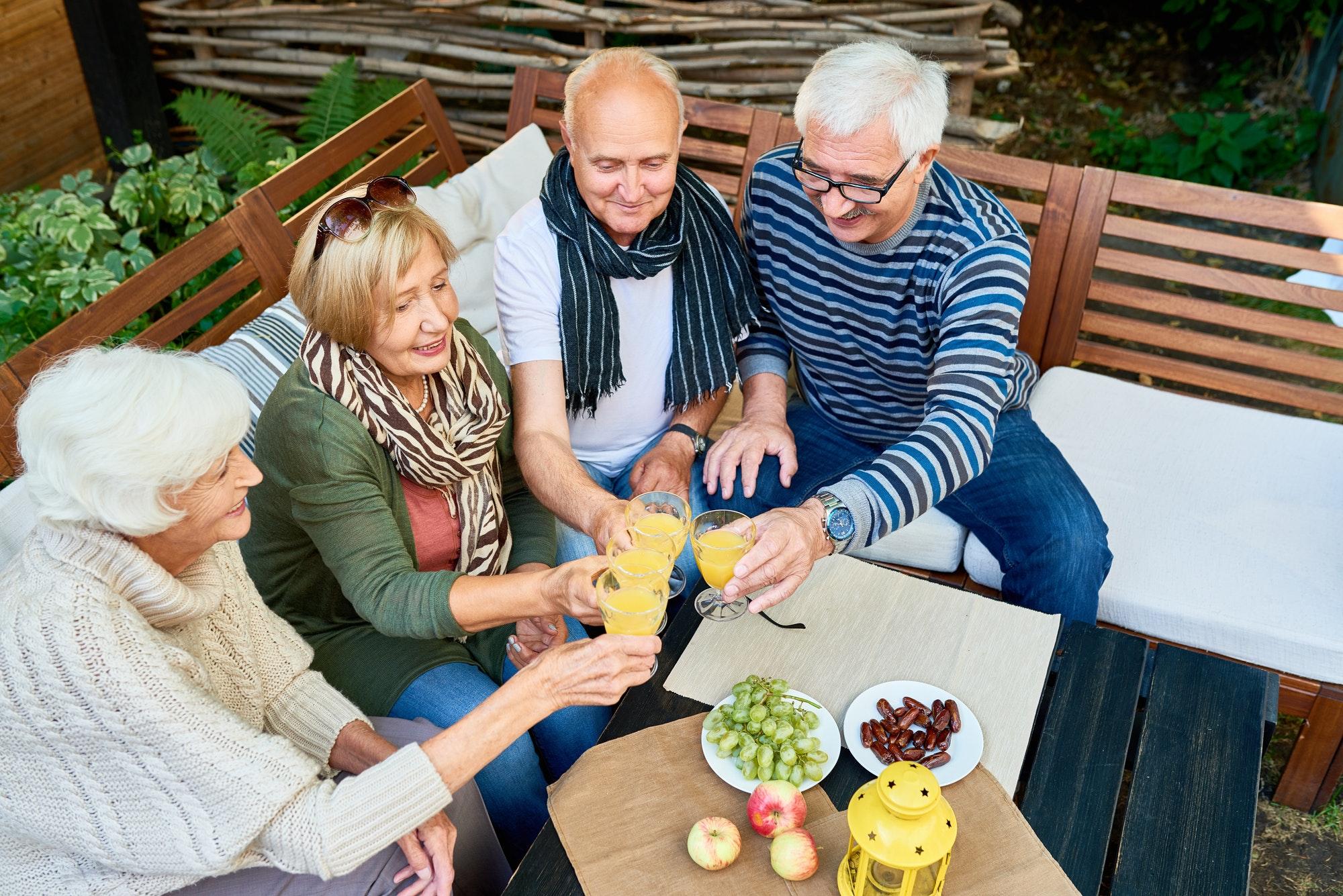 Friends Meeting in Retirement